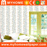 Papel de parede de papel Wallcovering de Papel De Parede Decorativo