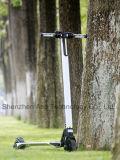 Scooter 2016 électrique pliable de scooter électrique de fibre de carbone de scooter de fibre de carbone