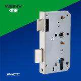 الألماني نوع الفولاذ المقاوم للصدأ الحفرة قفل الجسم 6072 قفل الباب الجسم
