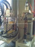 Tipo vertical máquina do endurecimento de indução do CNC de 3m Rolls