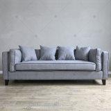 Divano moderno del tessuto per il soggiorno dei mobili da soggiorno