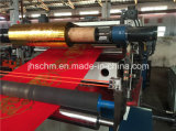 Máquina de carimbo quente hidráulica de papel de empacotamento