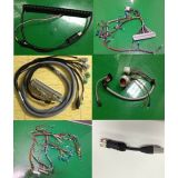 Проводка провода бытового устройства, машина мытья, машина тарелки, охладитель, холодильник, подогреватель 2