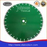 다이아몬드 공구: 450mm Laser는 녹색 콘크리트를 위해 톱날을