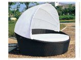 Outdoor Furniture Leisure Sofa Made by EP Rattan Wicker
