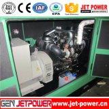 générateur insonorisé silencieux de moteur diesel de pouvoir de 10kVA 50kVA 100kVA Pekins