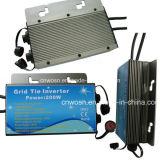 Wmvc 200WはDC AC IP65のマイクロ格子タイインバーターを防水する