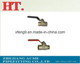 Ajustage de précision mâle en laiton d'adaptateur de picot de boyau (1/4 x 3/8)