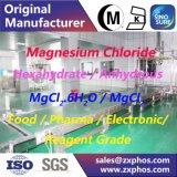 Additif alimentaire de dihydrate de chlorure de magnésium