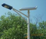 Alta calidad solar de la luz de calle de DC12/24V 15W-80W y vida de servicio larga