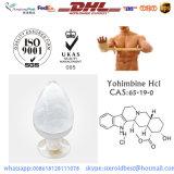 Cloridrato naturale di Yohimbine di elevata purezza di 98% con i buoni effetti