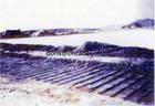 PP/HDPE éénassige Geogrid voor Behoudende Muur, de Aanleg van Wegen 80kn