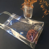 Vente chaude Custom Clear PVC Stand up Pouch