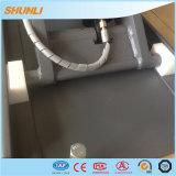Levage de ciseaux hydraulique ultra-mince approuvé de cadrage de roue de la CE