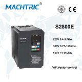170V-660V Aandrijving van de Frequentie van de hoogspanning de Veranderlijke voor De Apparatuur van de Werktuigmachine