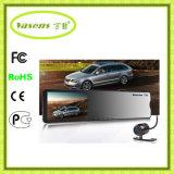 Dos coche dual DVR de las cámaras 1080P del espejo de Rearview de la cámara