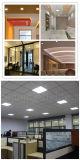 Garanzia (Ce/RoHS/FCC, 3years) del LED di comitato della lampada di illuminazione del quadrato dell'indicatore luminoso della casa della fabbrica del soffitto ultrasottile di rossoreare