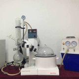 Evaporateur rotatif à deux fins de l'eau/huile Dw-Ore-5000 (5L)