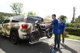 مؤخّرة - يعلى فولاذ درّاجة ناريّة شركة نقل جويّ [كبست450لبس] - 2017