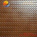 Gute Qualitäts-PU-überzogenes synthetisches Leder für Beutel Fpa17y16I