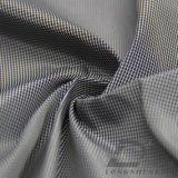 ماء & [ويند-رسستنت] خارجيّة ملابس رياضيّة إلى أسفل دثار يحاك نسيج مربّع جاكار 100% بوليستر سوداء مغزول فتيل بناء ([فج010ف])