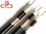 câble coaxial de liaison de 75ohm Rg 59 PK/câble d'ordinateur/câble de caractéristiques/câble de transmission/câble/connecteur sonores
