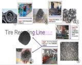 Reciclagem de pneus de resíduos de alta tecnologia de design novo 2017