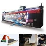 Rodillo de X6-6000UV para rodar la impresora industrial ULTRAVIOLETA de /UV LED de la publicidad y de la impresión de Digitaces