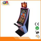 De gebogen het Gokken van het Scherm Muntstuk In werking gestelde Machine van het Spel van de Groef van het Casino voor Verkoop
