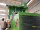 Máquina del chorreo con granalla del transportador de rodillo (Q698)