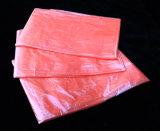 La lavanderia solubile insacca il sacchetto della lavanderia dell'ospedale
