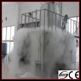 Het Poeder van het voedsel en de Industriële Rubber Cryogene Molen van de Vloeibare Stikstof van de Molen