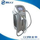 Fabricante 2 en 1 dispositivo permanente del retiro del pelo del laser del diodo de Elight+808nm
