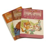 Hard Cover Custom Children Story Book Printing pour le cadeau