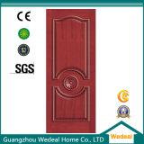 チークの木製の表玄関は設計する(WDP5053)
