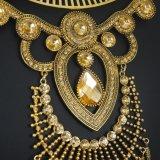 سبيكة [رترو] مجوهرات عقد مع لؤلؤة