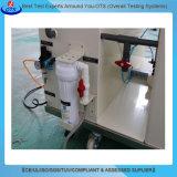 Chambre d'essai concernant l'environnement de corrosion de jet de sel de laboratoire avec la forme de la CE
