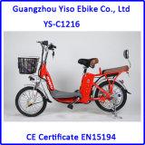 単一の速度電池の自転車、Lihium Batteryが動力を与える方法E自転車