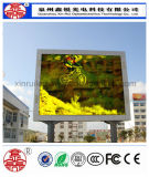 Aluminio de fundición a presión a troquel al aire libre certificado calidad de la visualización de pantalla de P5 LED con precio de fábrica