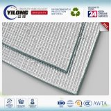 Papel de aluminio acústicos de espuma EPE materiales de aislamiento
