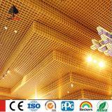 2017 het Artistieke Milieuvriendelijke Plafond van het Net van het Aluminium voor Wandelgalerijen