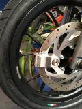 Bloqueo del disco de la alarma de Twoeagles, clase estupenda antirrobo e impermeable del bloqueo de la bici de la motocicleta del freno de disco de la rueda de la alarma de la seguridad del bloqueo 6m m un cilindro del bloqueo