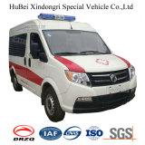 Euro 5 del veicolo dell'ambulanza di Dongfeng