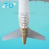 Model 120cm van de Hars van de Vliegtuigen van de grote Schaal A320