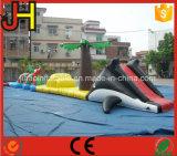 Heißer Verkaufs-aufblasbarer Hindernis-Kurs für Wasser-Spiel