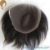 自然なヘアライン人間の毛髪は人のための毛の置換を継ぎ合わせる