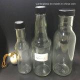 frascos de vidro do molho do pimentão 5oz