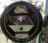 Stérilisateur cylindrique horizontal d'autoclave à vapeur de pression