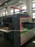Hendido y automática Die Máquina de corte para la taza de papel