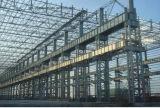 Costruzione industriale d'acciaio pesante del workshop/Godown struttura d'acciaio